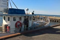 Beboerrådets planlagte tur med fiskerbåd.